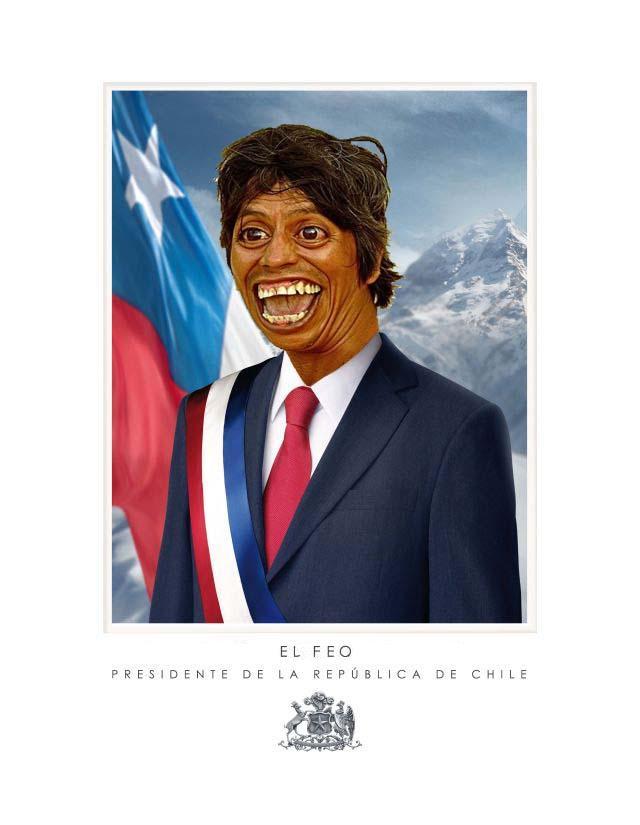 el feo presidente
