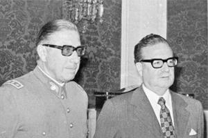 Pinochet-Allende