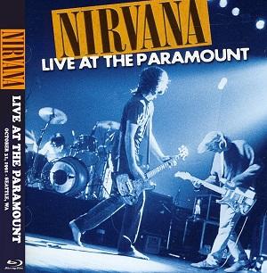 NIRVANA live at paramount