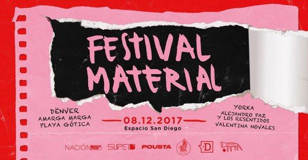 festival material1
