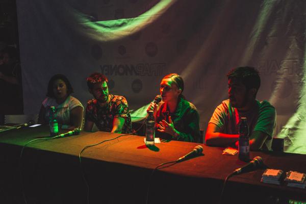 """El último conversatorio sobre """"Sellos en la era digital"""""""