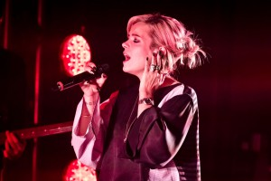 Lily Allen Performs In Berlin