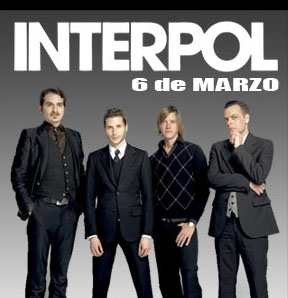 Interpol en Chile - Marzo 6