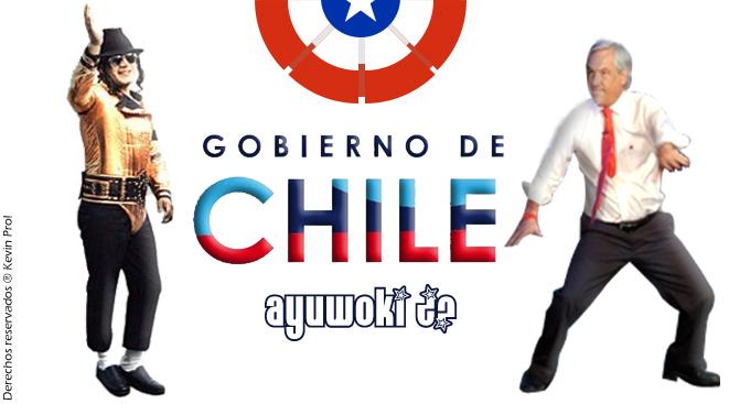 Gobierno de Chile ayuwoki