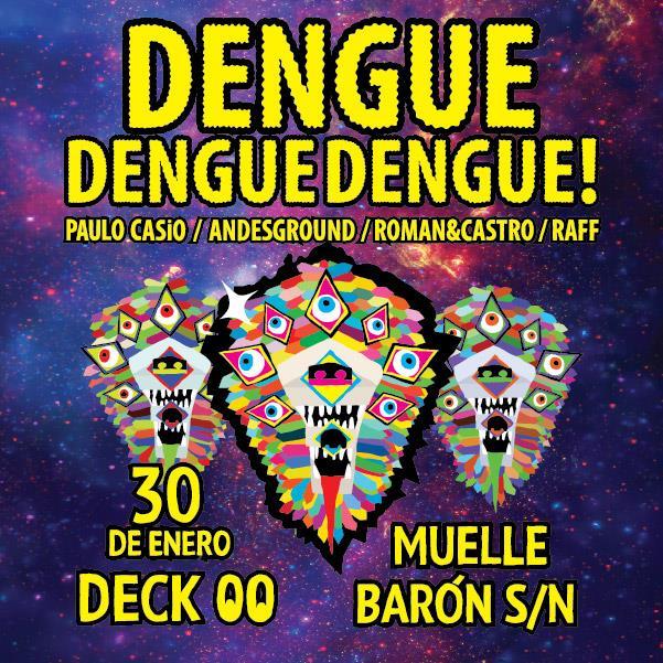 DDD! afiche