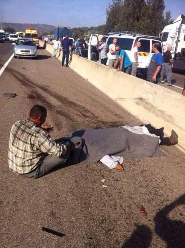 Zahi Abu Hamed y Anwar Satel atropellados en Haifa