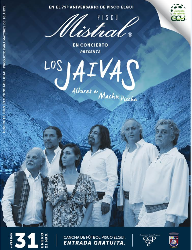 Mistral En Concierto 2015