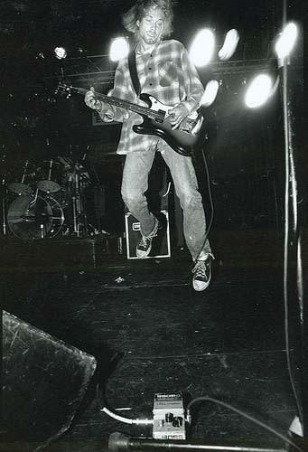 Kurt Cobain Converse