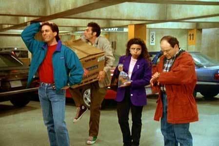 Seinfeld Converse