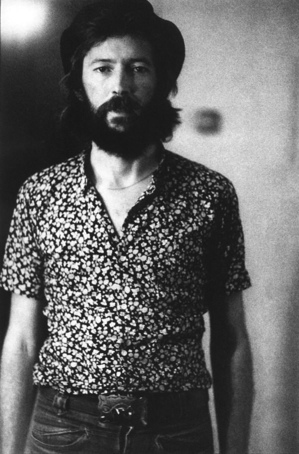 Eric Clapton ( Chicago 1975 )